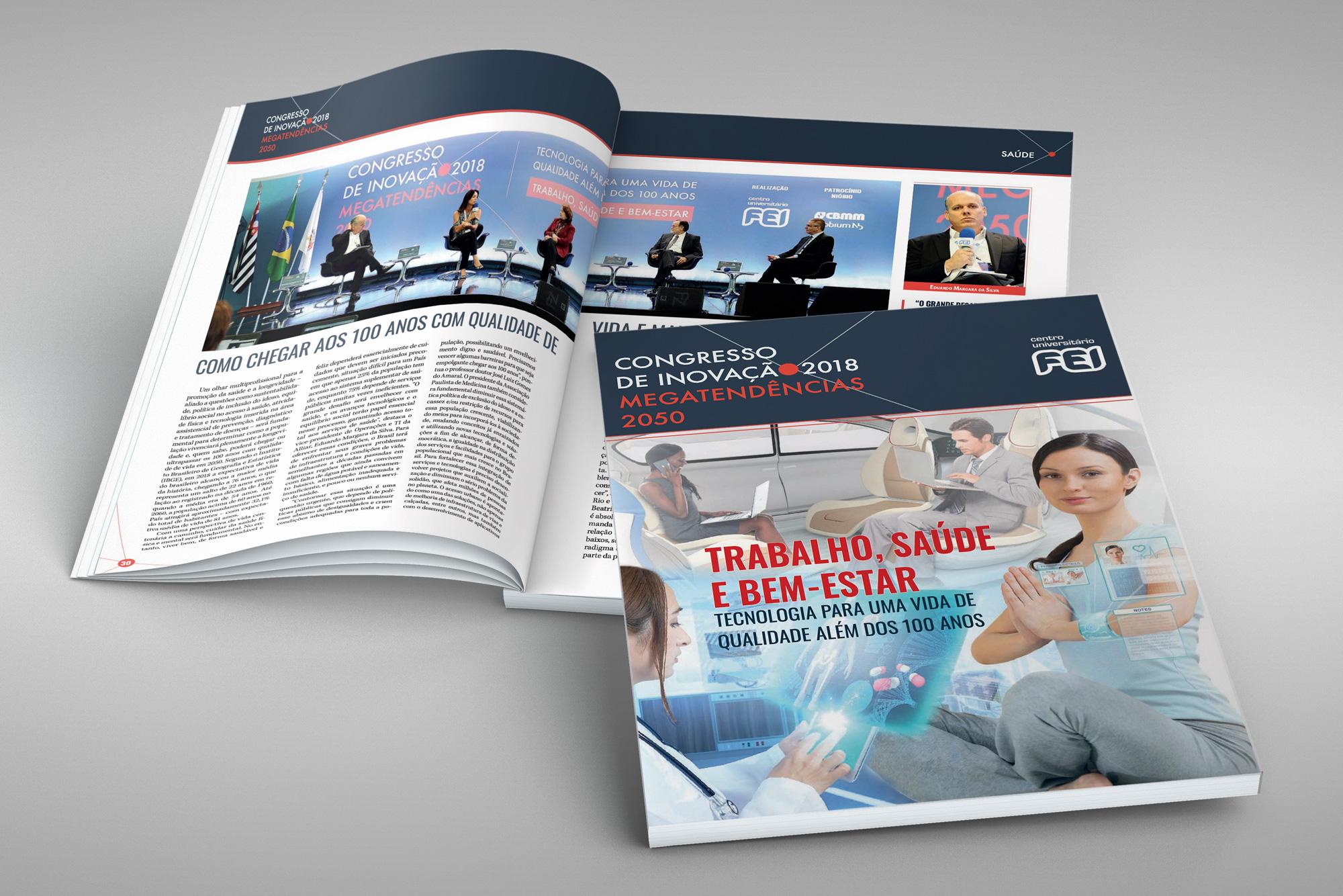 Revista do Congresso de Inovação 2018