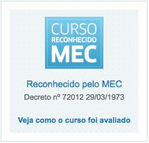 Curso de Ciência da Computação reconhecido pelo MEC